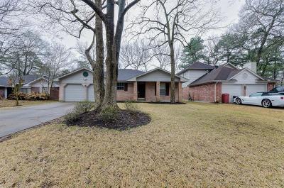 Spring Single Family Home For Sale: 2006 Kelona Drive