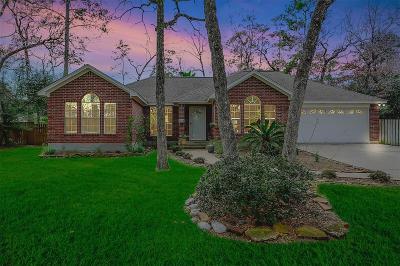 Conroe Single Family Home For Sale: 1418 Lamesa Drive