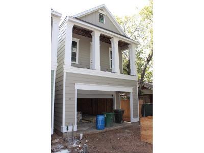 Single Family Home For Sale: 1015b Peden