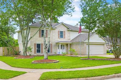 Cypress Single Family Home For Sale: 12318 Bent Pine Drive