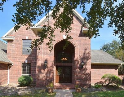 Friendswood Single Family Home For Sale: 1503 Rosewood Court