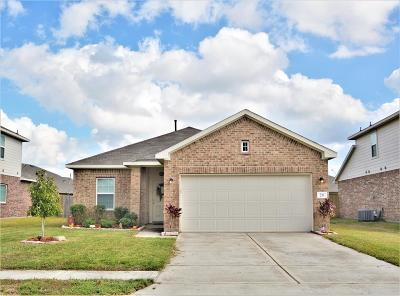 Manvel Single Family Home For Sale: 26 Palmdale Lane
