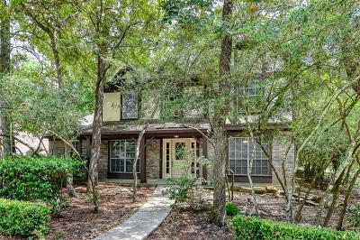 The Woodlands Single Family Home For Sale: 2 Tall Sky Place