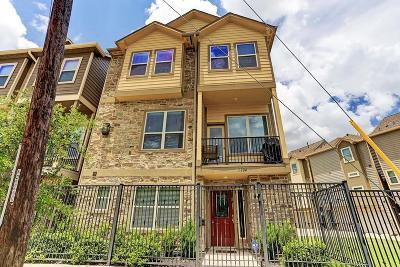 Houston Single Family Home For Sale: 5804 England