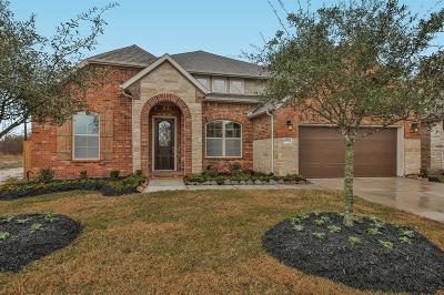Manvel Single Family Home For Sale: 18914 Camden Knoll Court