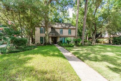 Kingwood TX Single Family Home For Sale: $269,900