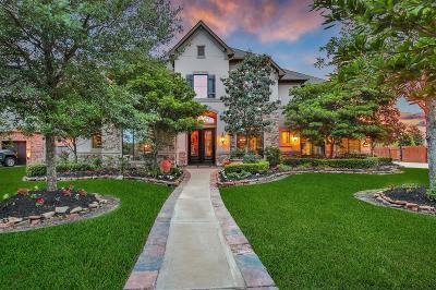 Katy Single Family Home For Sale: 8818 Bluehaw Meadow Lane
