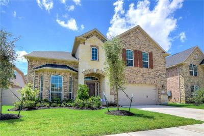 Katy TX Single Family Home For Sale: $294,047