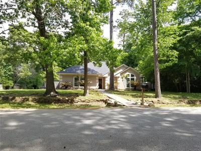 Kingwood Single Family Home For Sale: 1711 Hill Top Lane
