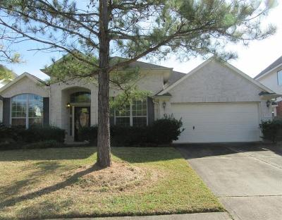 Pearland Single Family Home For Sale: 12308 Coral Cove Court