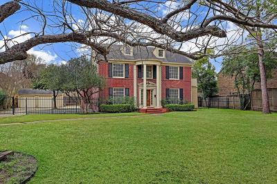 Bellaire Single Family Home For Sale: 4506 Bellaire Boulevard