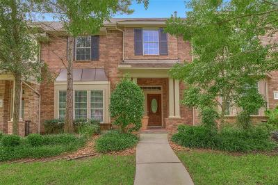 The Woodlands TX Condo/Townhouse For Sale: $298,400