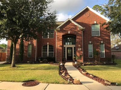 Tomball Single Family Home For Sale: 9206 Forest Creek Drive