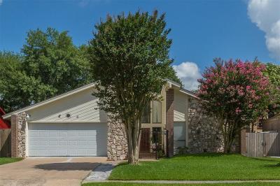 Houston Single Family Home For Sale: 16215 Hickory Knoll Drive