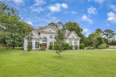 Single Family Home For Sale: 14414 Lake Vista Court