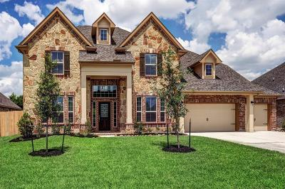 Pearland Single Family Home For Sale: 2808 Afton Drive