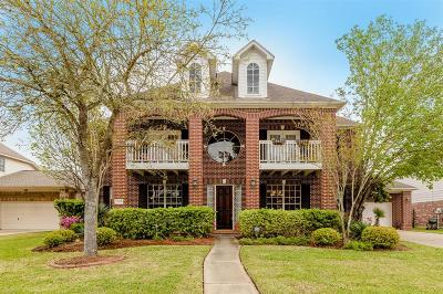Katy Single Family Home For Sale: 3303 Canyon Links Drive
