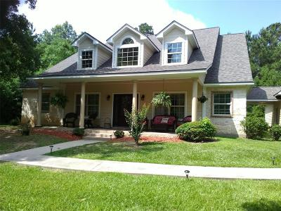 Montgomery Single Family Home For Sale: 11512 Majestic Drive