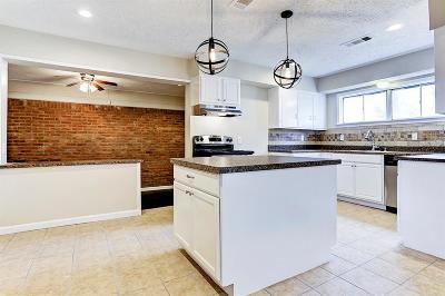 Houston TX Single Family Home For Sale: $145,700