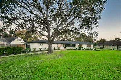 Dickinson Single Family Home For Sale: 209 W Bayou Drive