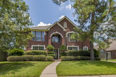 Tomball Single Family Home For Sale: 11714 Teal Hollow Lane