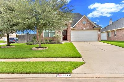 Tomball Single Family Home For Sale: 8822 Rollick Drive