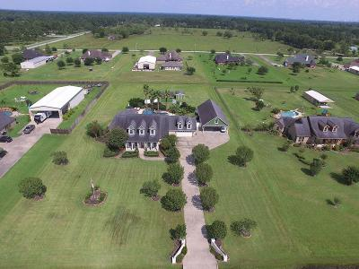 Crosby TX Single Family Home For Sale: $605,000