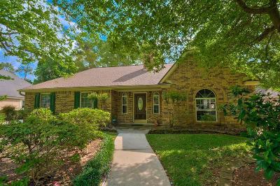 Kingwood Single Family Home For Sale: 4326 Haven Glen Drive