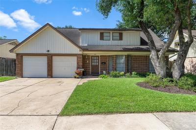 Pasadena Single Family Home For Sale: 2009 S Fisher Court