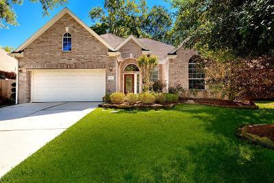 Conroe Single Family Home For Sale: 108 N Windsor Bridge Drive
