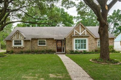 Houston Single Family Home For Sale: 14531 N Bramblewood Drive