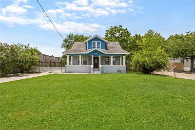 Pasadena Single Family Home For Sale: 3402 Federal Road