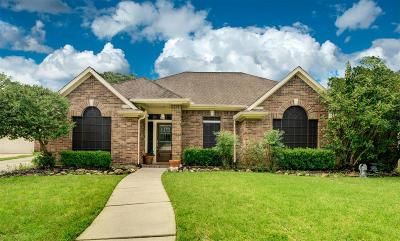 Spring Single Family Home For Sale: 7811 Mayglen Lane
