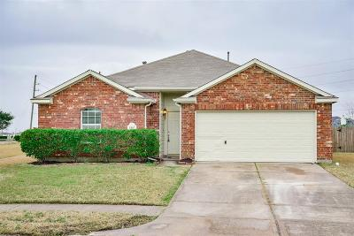 Sugar Land Single Family Home For Sale: 1803 Teal Run Place Drive
