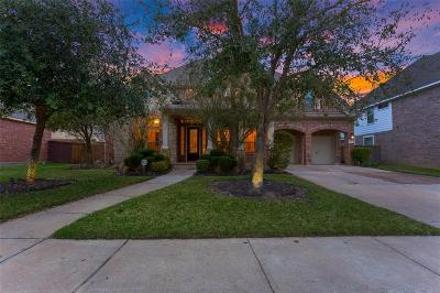 Pearland Single Family Home For Sale: 12317 Bend Creek Lane