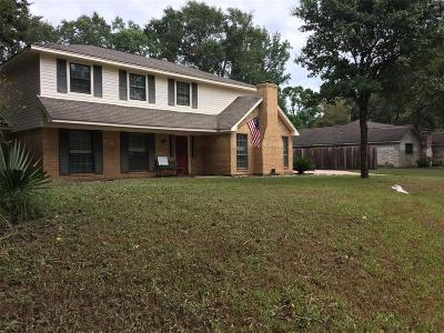 Conroe Single Family Home For Sale: 2658 S Woodloch Street