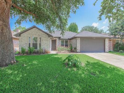 Rosenberg Single Family Home For Sale: 4521 W Columbary Drive