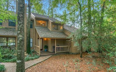The Woodlands Condo/Townhouse For Sale: 37 Sawmill Grove Lane