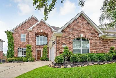 Pasadena Single Family Home For Sale: 5006 Laura Lee Lane