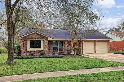 Houston Single Family Home For Sale: 7426 Tall Pines Drive