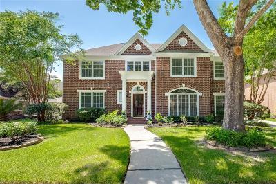 Houston Single Family Home For Sale: 11007 Elm Bridge Court