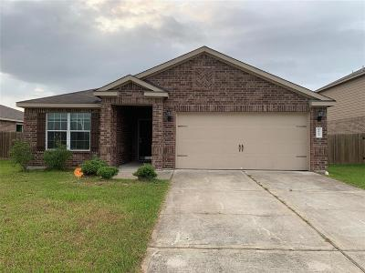 Richmond Single Family Home For Sale: 4823 Monarch Falls Ln