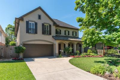 Bellaire Single Family Home For Sale: 4437 Vivian Street