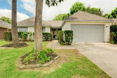 Galveston County, Harris County Single Family Home For Sale: 4922 Pleasant Plains Drive