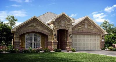 Rosenberg Single Family Home For Sale: 2515 Vintage Woods Lane