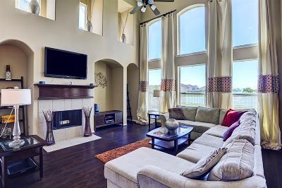 Manvel Single Family Home For Sale: 41 Terra Bella Drive