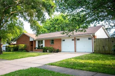 La Porte Single Family Home For Sale: 10322 Winding Trail Road