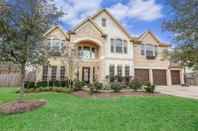 Conroe Single Family Home For Sale: 2146 Barton Woods Boulevard