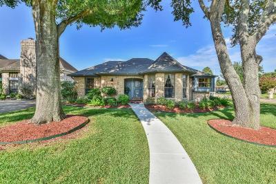 Pasadena Single Family Home For Sale: 4718 Baywood Drive