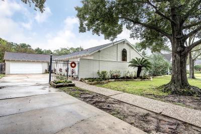 Houston Single Family Home For Sale: 7726 Windswept Lane